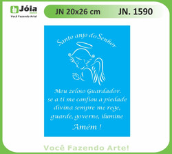 Stencil JN 1590