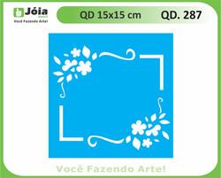 stencil QD 287
