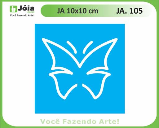 stencil JA 105