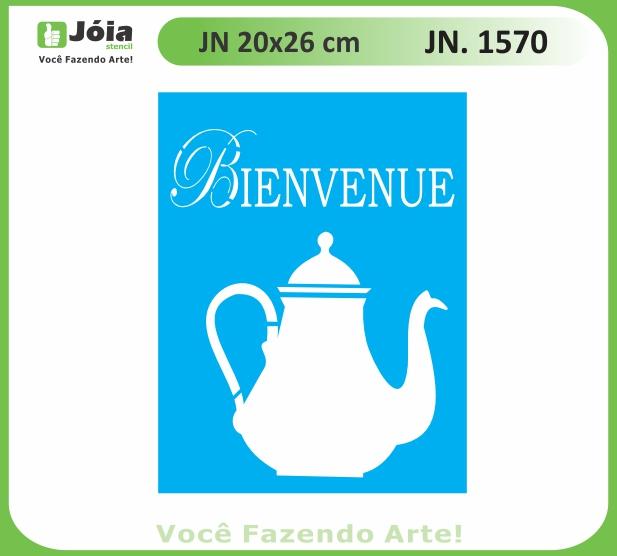 Stencil JN 1570