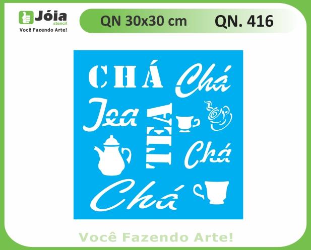 Stencil QN 416