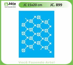 stencil JC 899