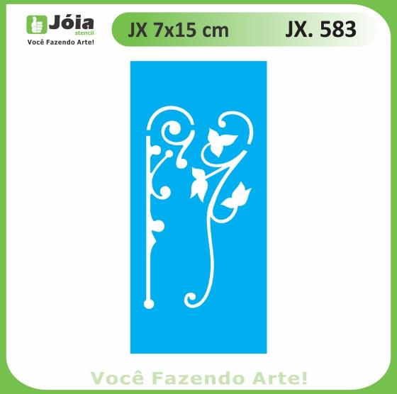 Stencil JX 583