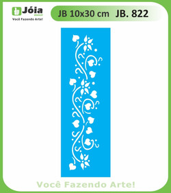Stencil JB 822