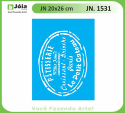 Stencil JN 1531