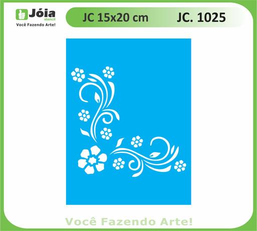 stencil JC 1025