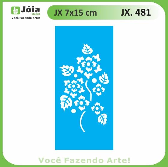 Stencil JX 481