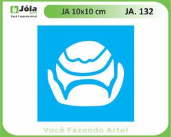 stencil JA 132