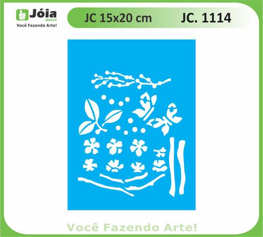 stencil JC 1114