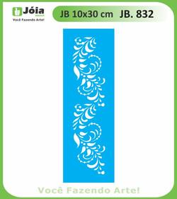 Stencil JB 832