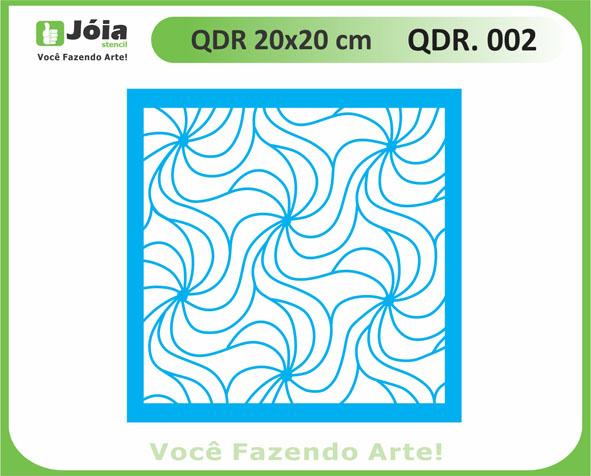 stencil QDR 002