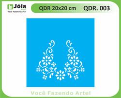 stencil QDR 003