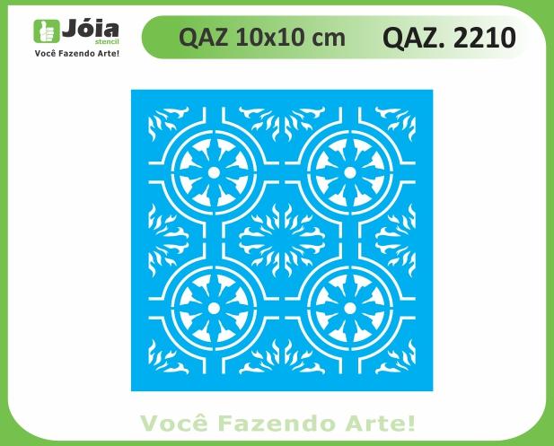 Stencil QAZ 2210