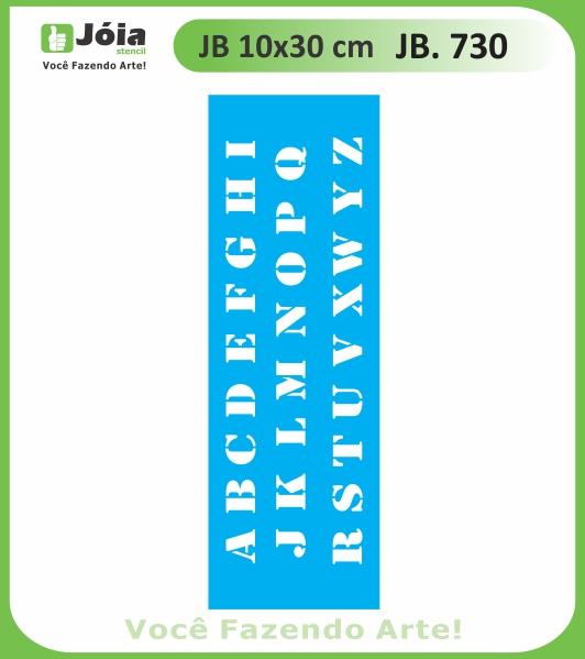 Stencil JB 730