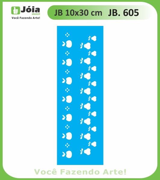 Stencil JB 605