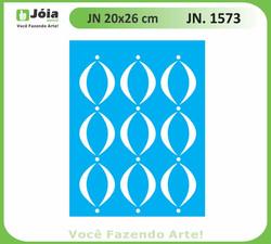 Stencil JN 1573