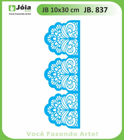 Stencil JB 837