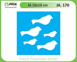 stencil JA 170