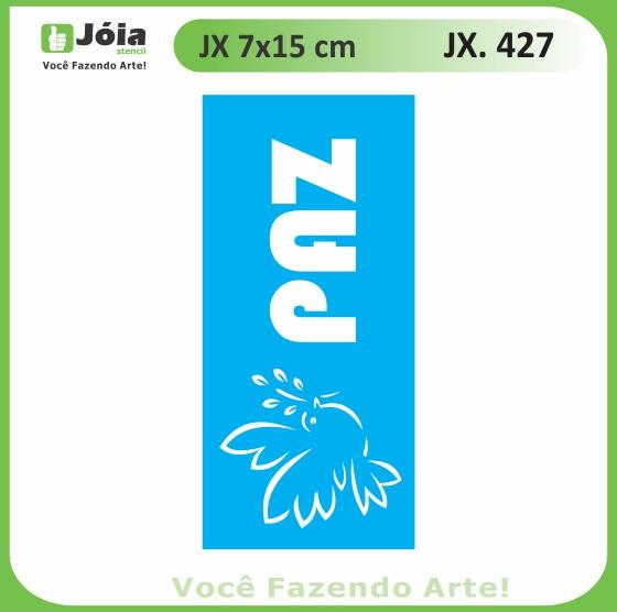 Stencil JX 427