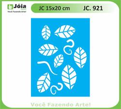 stencil JC 921