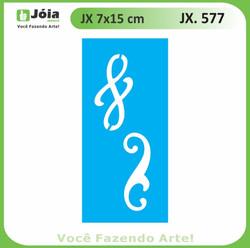 Stencil JX 577