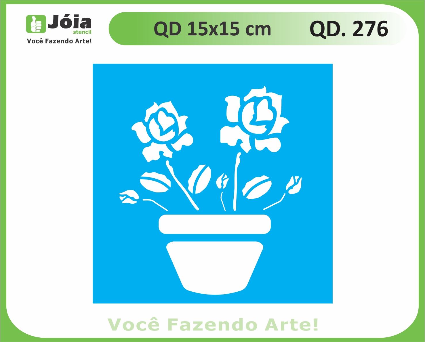 stencil QD 276