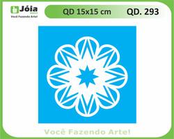 stencil QD 293