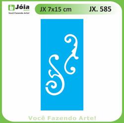 Stencil JX 585