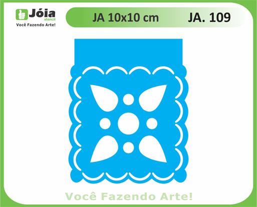 stencil JA 109