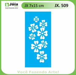 Stencil JX 509