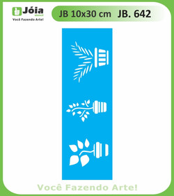 Stencil JB 642