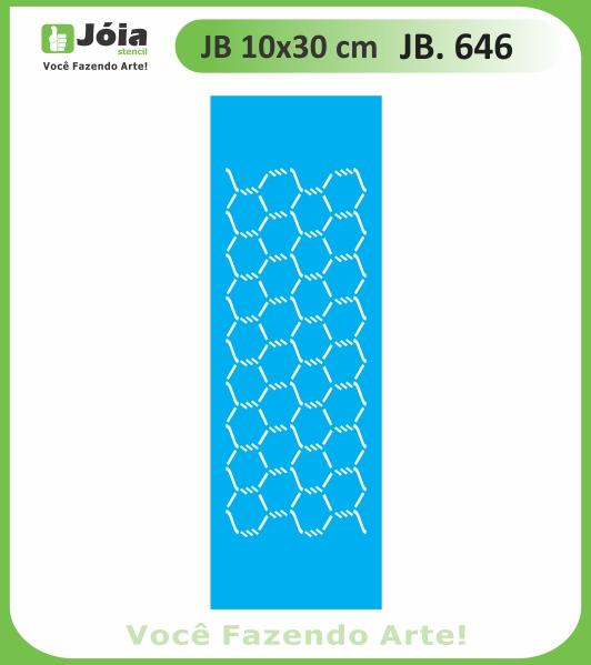 Stencil JB 646