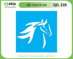 stencil QD 239