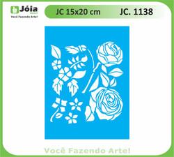 stencil JC 1138