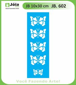 Stencil JB 602