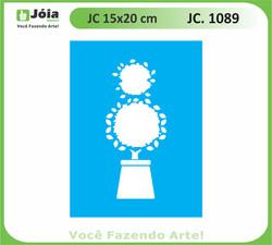 stencil JC 1089