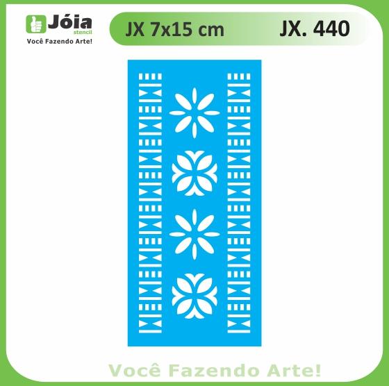 Stencil JX 440