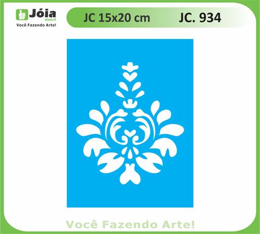 stencil JC 934