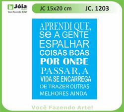stencil JC 1203