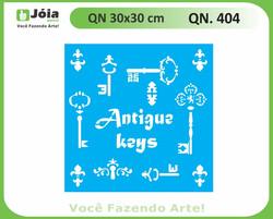 Stencil QN 404