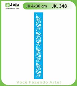 Stencil JK 348