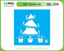 stencil QD 274