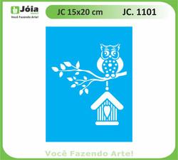stencil JC 1101