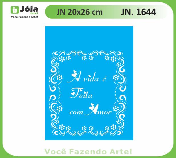 Stencil JN 1644