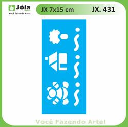 Stencil JX 431