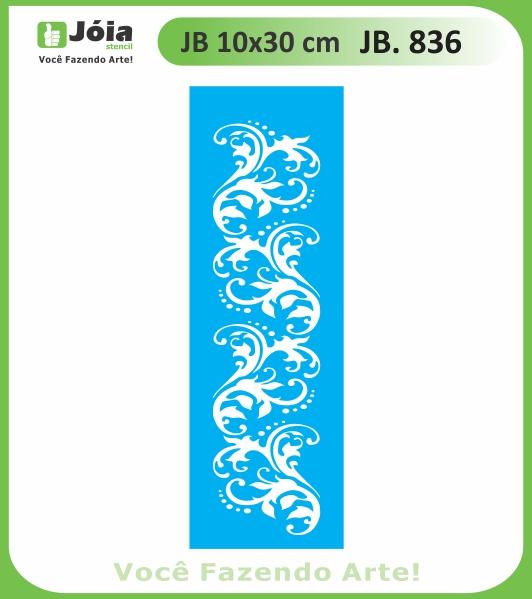 Stencil JB 836