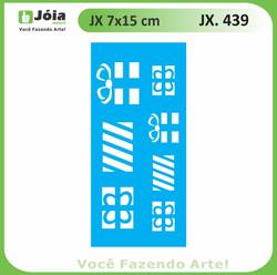 Stencil JX 439