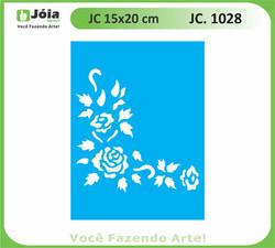 stencil JC 1028