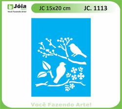 stencil JC 1113
