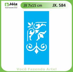 Stencil JX 584